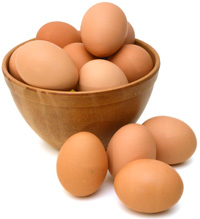 A Bowl Full of Brown Eggs