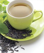 Green Tea Battles Age-Related Disorders