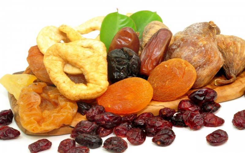 are dry fruits healthy all fruits