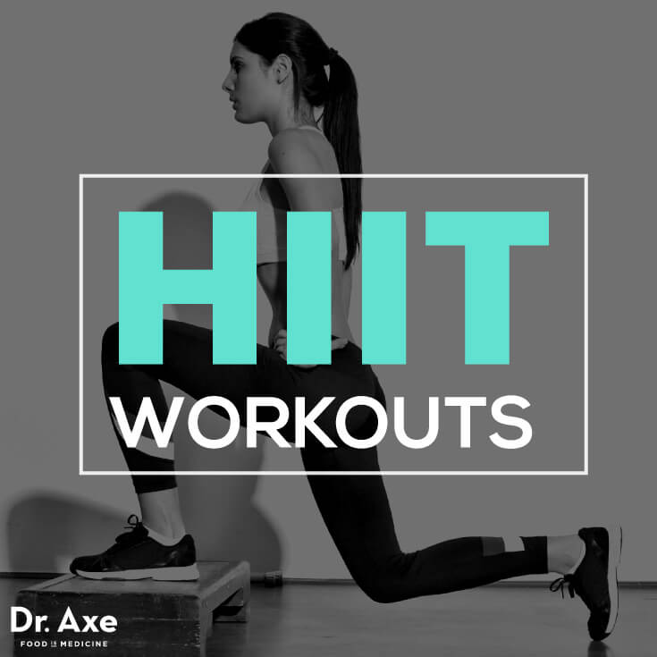 Best High Intensity Interval Training Workouts For