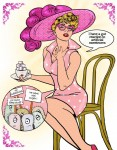 artificial sweeteners lady reaction