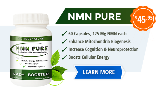 NAD+ Boosters – All – Alivebynature – All about NAD+