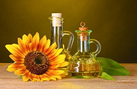 Sunflower and Oil
