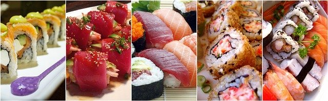 Based On How You Consume Sushi The Most Por Ings Of It Are Rice Wasabi And Ginger All Which Have Nutritive Compounds Ful