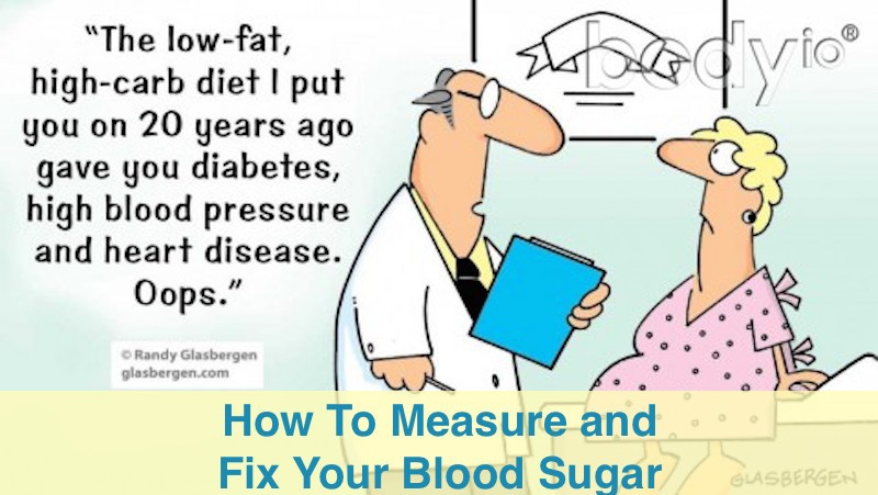 fix your blood sugar