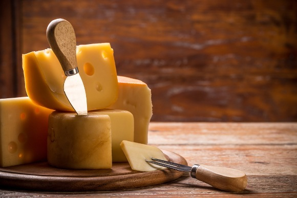 Knife Cutting Cheeses