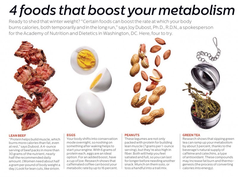 speed metabolism